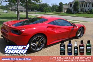 Car Coating & Ceramic Paint Protection  by Gordon Watts.ppt