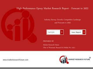 High Performance Epoxy Market.pdf