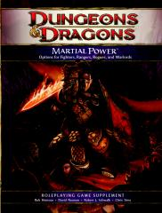 Dungeons & Dragons - 4th Edition - Martial Power.pdf