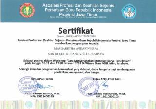 SERTIFIKAT PGRI TAHUN 2018.pdf