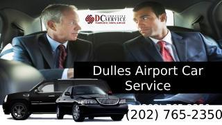 Dulles Airport Car Service (2).pptx