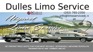 Dulles Limo Service.pptx