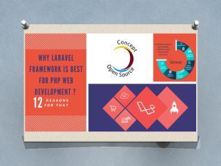 why laravel framework is best fro php web development.pptx