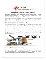Know_About_FBA_Shipping_To_Amazon_from_China.PDF