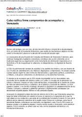 Cuba ratifica firme compromiso de acompañar a Venezuela.pdf