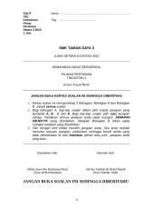 ujian setara iii 2010 - tingkatan 1 (ogos).doc