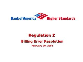 Regulation Z High Level Process.ppt