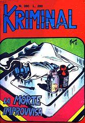 Kriminal.390-La.morte.improvvisa.(By.Roy.&.Aquila).cbz