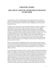 FARSA DO RECÉM CASADO.doc