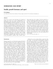 Insulin, growth hormone and sport.pdf