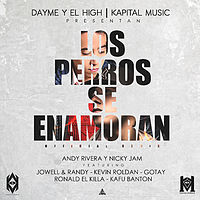 Andy Rivera Ft Nicky Jam y (Varios Artistas) - Los Perros Se Enamoran [Official Remix] (Www.FlowHoT.NeT).mp3