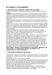 18 EL ESTADO Y LA ECONOMÍA.doc