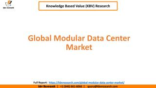 Modular Data Center Market.pdf