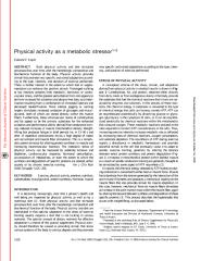 Physical activity as a metabolic stressor.pdf