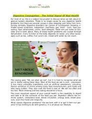 Digestive Conjugation - The Initial Signal Of Bad Health.pdf