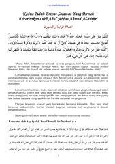 24 solawat yang pernah diceritakan oleh abul 'abbas ahmad al-hajiri.pdf