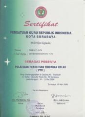 SERTIFIKAT PELATIHAN PTK BU MARIATI.pdf