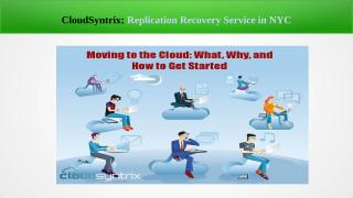 Servicenow-Overview of CloudSyntrix.ppt