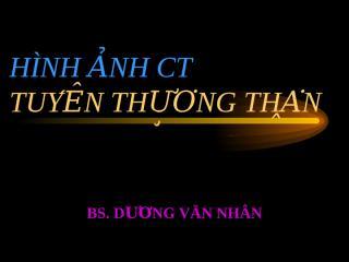 CT Tuyen thuong than.ppt