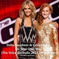 Delta Goodrem & Celia Pavey - Go Your Own Way.mp3
