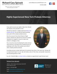 Highly Experienced New York Probate Attorney.pdf