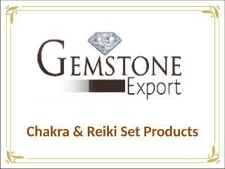 Chakra & Reiki Set Products.pptx